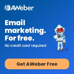 Email marketing - get started with AWeber.